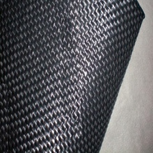 High strength pp flat yarn woven geotextile(200kn/m)