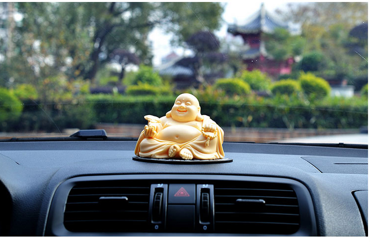 China buddha figurine