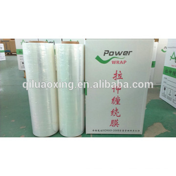 Clear Cast Micron Hand Roll Stretch Film for Hand Warping
