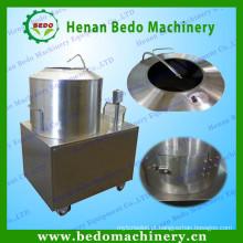 máquina de descascador de batata comercial para uso doméstico