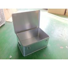 High Quality Competitive Price Aluminum Tool Case with Foam Empty