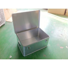 OEM/ODM Silver Aluminum Briefcase Tool Box