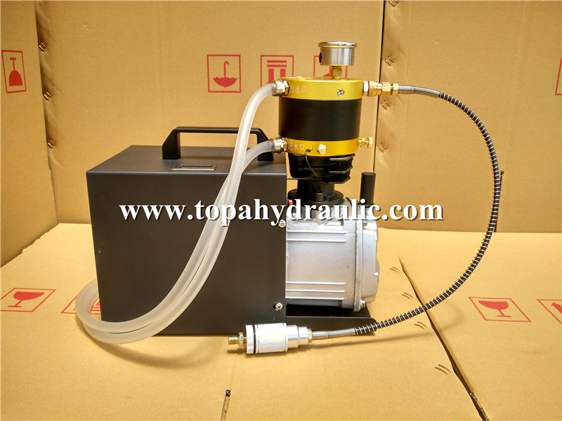 pcp piston compact air compressor