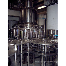 3 In 1 Fruit Juice Washing , Filling , Capping Machine , 5000bhp Small Bottle Filling Equipment