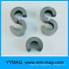 Beautiful arc sintered Alnico magnet