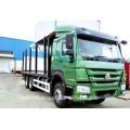HOWO 50 Ton 6x4 Logging Truck