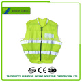 Factory Directly Provide High Quality Green High Visibility Vest