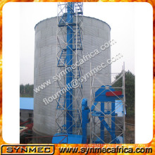 grain silo for wheat,maize flour mill plant