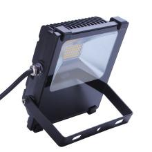 Lámpara de inundación LED de 20W con carcasa delgada