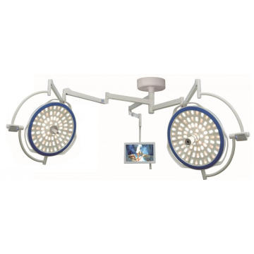 LED OPEARTING LIGHT AVEC SYSTEME CAMERA