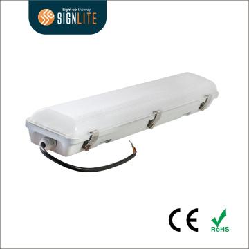 Micwave 40W LED Tri-Proof Light para estacionamiento