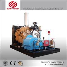 Diesel Wasserpumpe für die chemische Industrie Reinigung mit Druck 50MPa