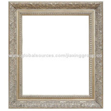 Ornate high quality wood oil painting frame, OEM orders are welcome