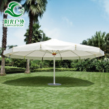 Chinese Factory Wholesale Plastic Parasol With Base