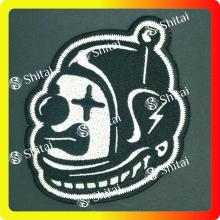 High quality Clown patches with velcro backside