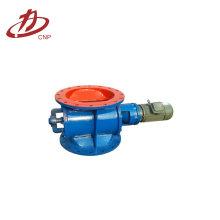 Rotary airlock válvula fabricante / rotary air lock transporte de material a granel