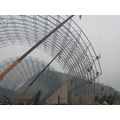 Projeto de armazenamento de carvão de estrutura pré-fabricada