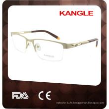 2015 CE style spécial conçu en métal hommes lunettes nouveau modèle optique cadre
