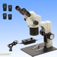 Professional Zoom Stereo Microscope Mzs1865c Series with High Quality