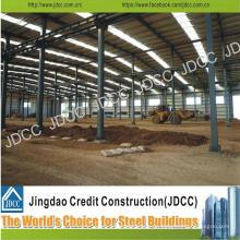 Instalación profesional de alta resistencia e instalación rápida Fábrica de estructuras de acero