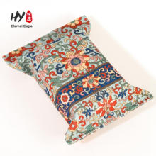 pañuelo de papel cubierta rectangular servilleteros