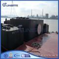 Steel marine pontoon dredging parts