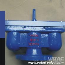 Fabricante de la válvula de descarga de aire DIN Pn10 / Pn16