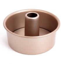 Molde antiadherente para pasteles de acero al carbono para hornear