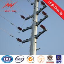 Pólo de linha de distribuição de energia de electricidade