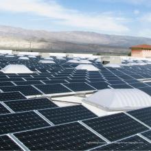 Structure de montage de panneau solaire de toit RCC Installation rapide