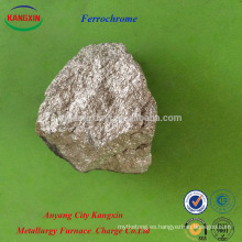 Aleación de Ferrocromo / Ferro cromo de alta calidad y venta caliente