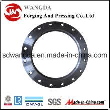 Fundição de aço / Flanges para tubos de usinagem para conexões flangeadas