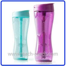 Neue Kunststoff-Protein Shaker Flasche (R-S085)