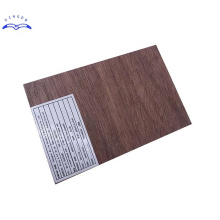 1160X2400mm 28mm okoume face back container flooring plywood / shipping container flooring repair price