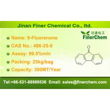 Fuente de precios de fábrica 9-Fluorenone; Cas No. 486-25-9; 9H - fluoren - 9 - ona; Tipo de exportación
