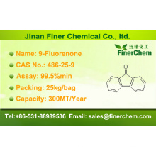 Fonte de preços de fábrica 9-Fluorenone; Cas No. 486-25-9; 9H-Fluoren-9-ona; Tipo de exportação