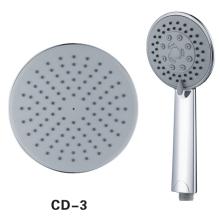 Conjunto de cabezal de ducha de lluvia de 3 funciones de artículos sanitarios