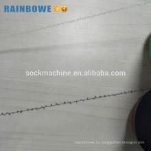 La buena calidad de alta resistencia acy spandex hilado de poliéster cubierto para hacer punto