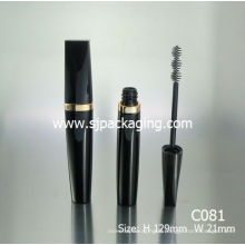 Arabic Material Tube Cosmetics Packaging coffe mascara tubes young black mascara tube