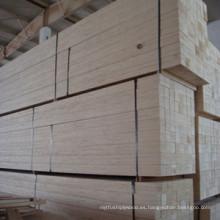 China lvl impermeable del álamo (madera laminada de la chapa) para el tablero de los muebles