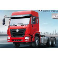 Sinoruk Hohan 6X4 Traktor für leichte Beanspruchung