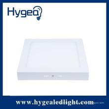 12W горячий сбывания 90-120lm / w привели свет панели с поверхностным установленным