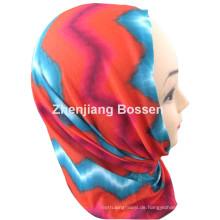 Kundenspezifische bedruckte Multi-Funktions-Kopfbedeckung, Schal, Gesichtsmaske