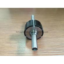 Imanes de rotor con revestimiento epoxi negro