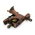 Einzigartiges Design CNC Messing handgefertigt Tattoo Maschinengewehr