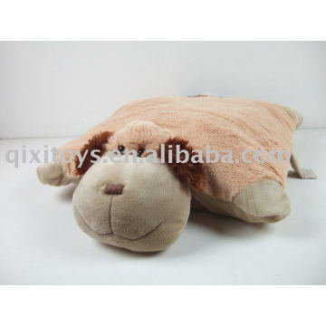 plush animal stuffed cushion toy
