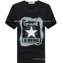 Organic Cotton Men T Shirt, Fashion T Shirt