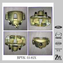 Calibrador excelente del freno de la parte del coche / pinzas de freno para Mazda 3 BK / Mazda 5 CR OEM: BPYK-33-61X
