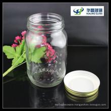 2015 Hot Sale 1000ml Jam Glass Jar