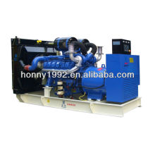 Doosan Silent Standby Generador Diesel 550 kW